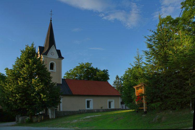 Tisovška cerkev