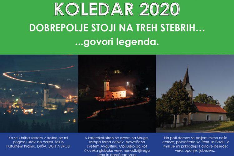 Koledar 2020